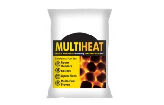 Multiheat Smokeless Fuel