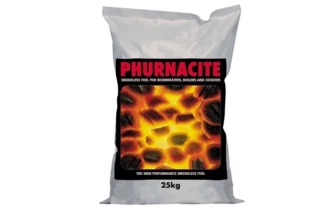 Phurnacite Smokeless Fuel